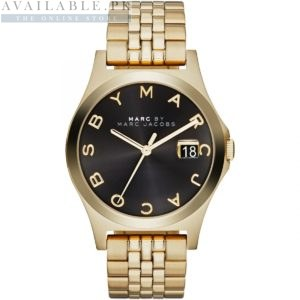 Marc By Marc Jacobs Black Dial Her Watch MBM3315 Price In Pakistan