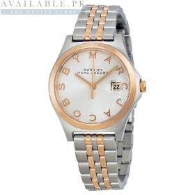 Marc By Marc Jacobs Silver Dial Her Watch MBM3353 Price In Pakistan