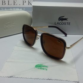 Lacoste Retro Squared Brown Unisex Brown Sunglasses Price In Pakistan