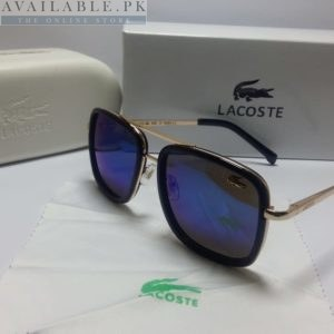 Lacoste Retro Squared Midnight Black Sunglasses Price In Pakistan
