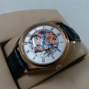 Patek Philippe Skeleton Roman Figure Automatic Watch Price In Pakistan