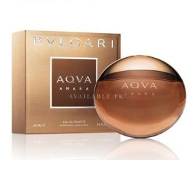 Aqva Amara by Bvlgari 100ml Men Perfume