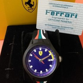 Ferrari Scuderia La Ferrari Scheme Men Watch Watch In Pakistan