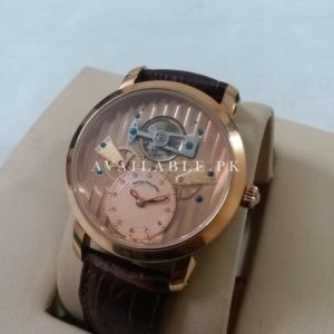 Patek Philippe Automatic Rose Gold Pink Her Watch Price In Pakistan