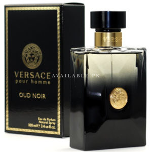 Oud Noir by Versace 100ml Men Perfume