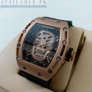 Richard Mille RM052-01 Skull Tourbillon Watch Price In Pakistan