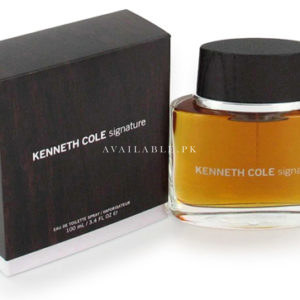Kenneth Cole Signature- 100ml Men Perfume