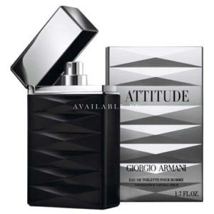 Armani Attitude by Giorgio Armani 50 ml Men Perfume