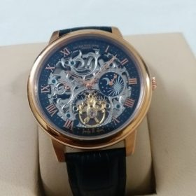 Patek Philippe Skeleton Figure Automatic His Watch Price In Pakistan