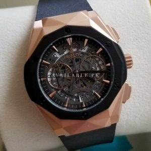 Hublot Aerofusion Chronograph Orlinksi King Gold 45mm Watch