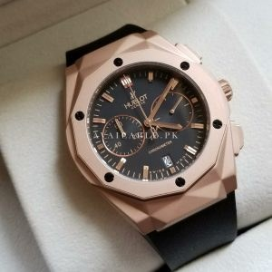Hublot Classic Fusion Chronograph Copper Opalin 45mm Watch Price In Pakistan