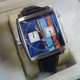 Tag Heuer MONACO Gulf Edition His Watch Price In Pakistan