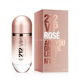 Carolina Herrera 212 VIP Rose EDP Women 80ML