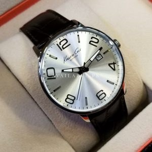 Buy Original Kenneth Cole New York Men's Silver Dial Men Watch