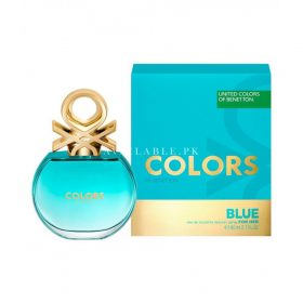 Benetton Colors Blue EDT Perfume For Women 80ML