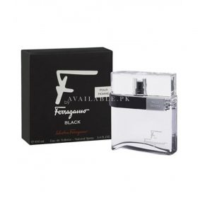 Salvatore Ferragamo F Black Perfume For Men 100ML