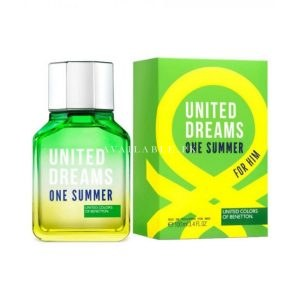 Benetton United One Summer Perfume For Men 100ml