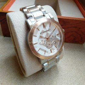 Burberry Limited Edition Dual Tone Men's Watch Price In Pakistan