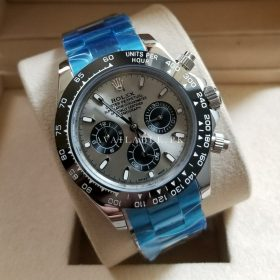 Rolex Daytona Stainless Chronograph Silver Dial His Watch Price In Pakistan
