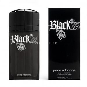 Paco Rabanne BlackXS Eau de Toilette Spray, 100ml