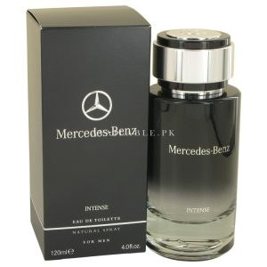 Mercedes Benz Intense For Men 120ml Eau de Toilette