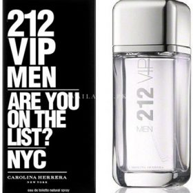 212 VIP Men by Carolina Herrera for Men Toilette, 200ml
