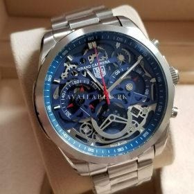 Tag Heuer CR7 Naked Blue Chronograph Skeleton His Watch Price In Pakistan