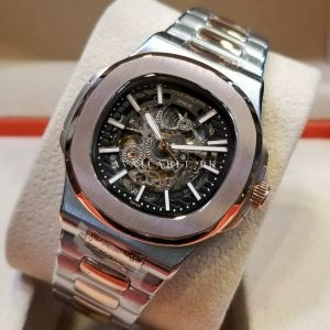 Patek Philippe Nautilus Skeleton Master Automatic Men Watch