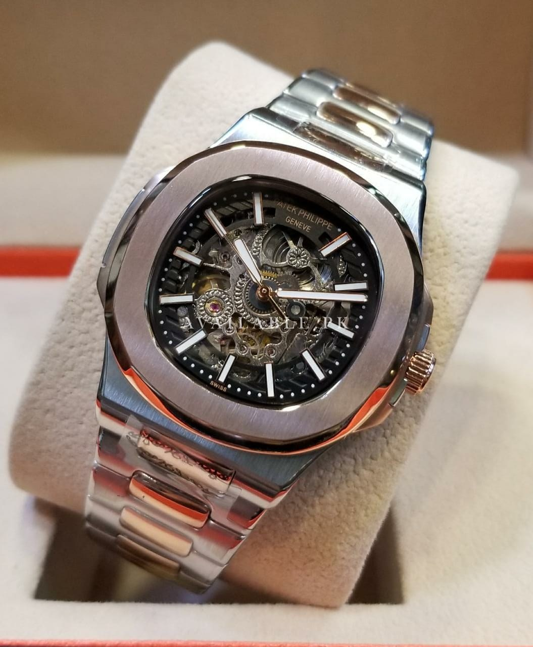 Patek Philippe Nautilus Skeleton Master Automatic Men