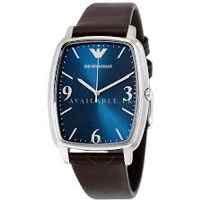 Emporio Armani Chronograph Blue Dial Men's Watch - AR2491