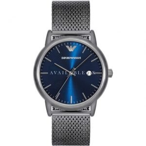 Emporio Armani Men's Quartz Stainless Steel AR1105