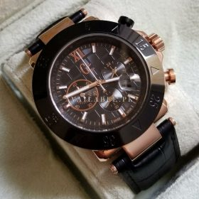 GC Men's Black Bezel Chronograph Watch Price In Pakistan