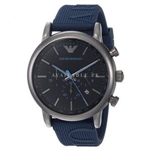 Emporio Armani Men's Quartz Stainless Steel Watch AR11023