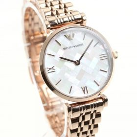 Emporio Armani Women Quartz Stainless Watch AR11110