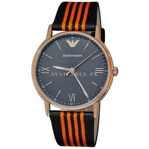 Emporio Armani Mens Analog-Quartz Watch Strap AR11014