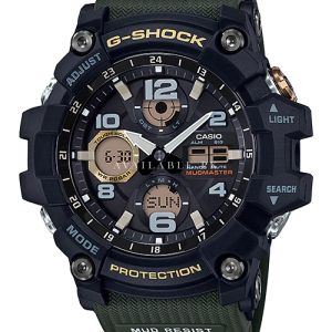 Casio G Shock GSG-100-1A3- For Men