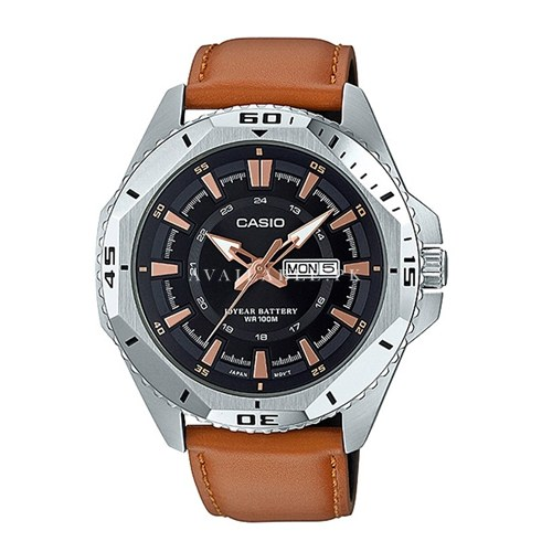 Casio Standard MTD-1085L-1AV- For Men