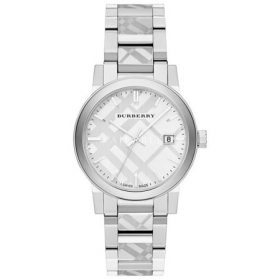 Burberry Unisex Swiss Stainless Steel Bracelet Watch BU9037