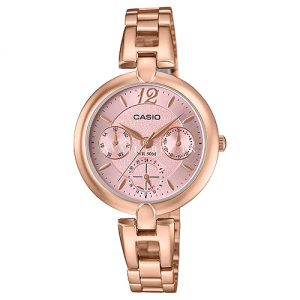 Casio LTP-E401PG-4AV For Women