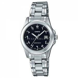 Casio LTP-1215A-1B3 For Women