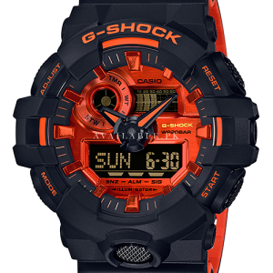 Casio G Shock GA-700BR-1A- For Men