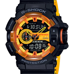 Casio G Shock GA-400BY-1A- For Men