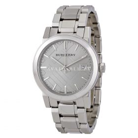 Burberry Women's BU9143 The City Stainless Steel Watch