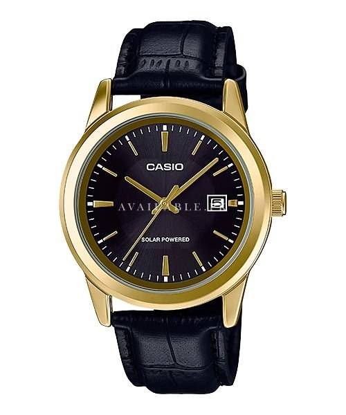 Casio Standard MTP-VS01GL-1A2- For Men