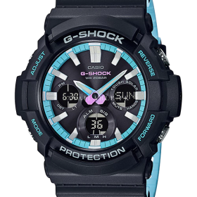 Casio G Shock GAS-100PC-1A- For Men