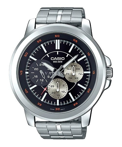 Casio Standard MTP-X300D-1E- For Men