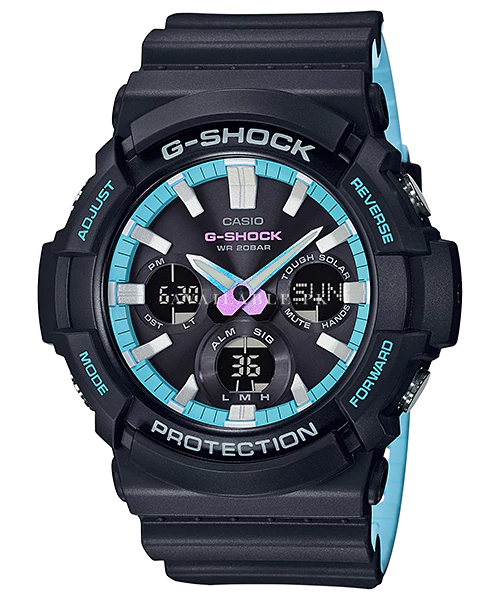 84bcbc63887 Casio G Shock GAS-100PC-1A- For Men Price In Pakistan
