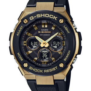 Casio G Shock GST-S300G-1A9- For Men