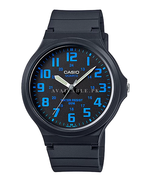 Casio Standard MW-240-2BV- For Men