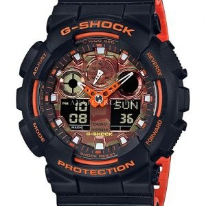 Casio G Shock GA-100BR-1A- For Men